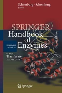 Schomburg, Dietmar - Springer Handbook of Enzymes, ebook
