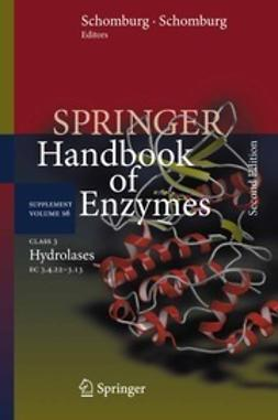 Chang, Antje - Class 3 Hydrolases, ebook