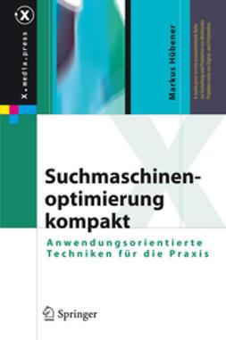 Hübener, Markus - Suchmaschinenoptimierung kompakt, ebook