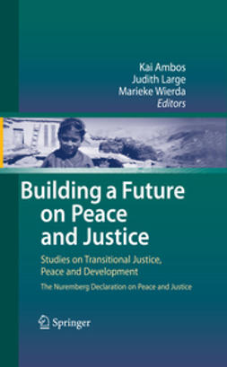 Ambos, Kai - Building a Future on Peace and Justice, e-kirja