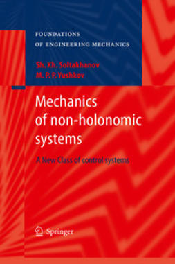 Soltakhanov, Shervani Kh. - Mechanics of non-holonomic systems, ebook