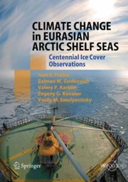 Frolov, Ivan E. - Climate Change in Eurasian Arctic Shelf Seas, ebook