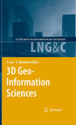 Lee, Jiyeong - 3D Geo-Information Sciences, e-kirja