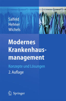 Salfeld, Rainer - Modernes Krankenhausmanagement, ebook