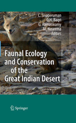 Baqri, Q. H. - Faunal Ecology and Conservation of the Great Indian Desert, ebook