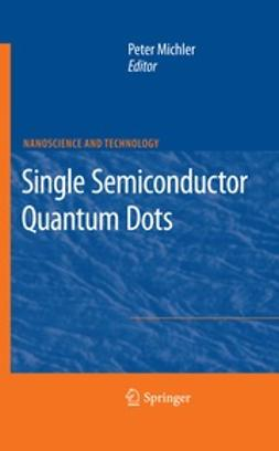 Michler, Peter - Single Semiconductor Quantum Dots, e-bok