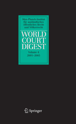 Bogdandy, Armin - Max Planck Institute for Comparative Public Law and International Law, ebook