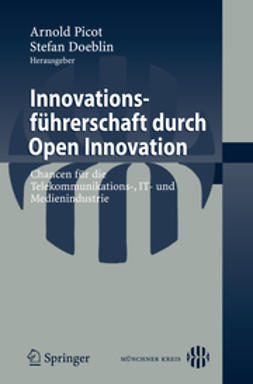 Picot, Arnold - Innovationsführerschaft durch Open Innovation, e-kirja