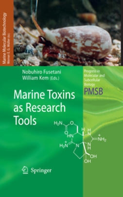 Fusetani, Nobuhiro - Marine Toxins as Research Tools, ebook
