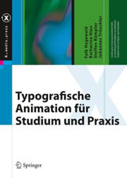 Hegewald, Falk - Typografische Animation für Studium und Praxis, ebook