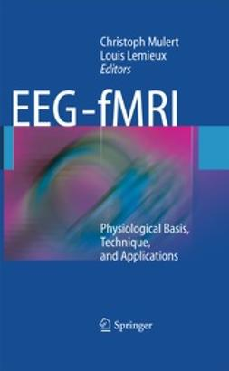 Mulert, Christoph - EEG - fMRI, ebook