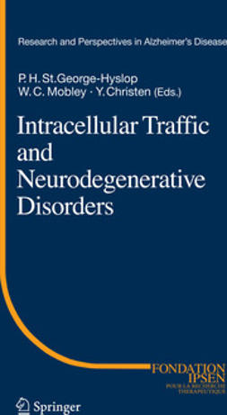 Christen, Yves - Intracellular Traffic and Neurodegenerative Disorders, e-bok