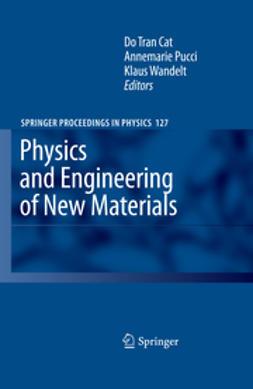 Cat, Do Tran - Physics and Engineering of New Materials, e-kirja