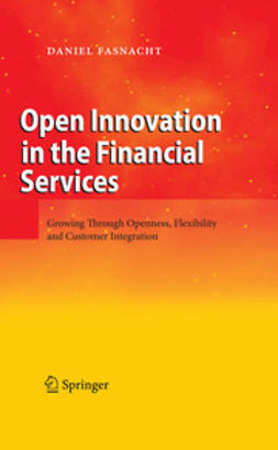 Fasnacht, Daniel - Open Innovation in the Financial Services, e-kirja