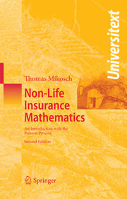 Mikosch, Thomas - Non-Life Insurance Mathematics, ebook