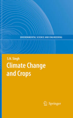 - Climate Change and Crops, e-bok