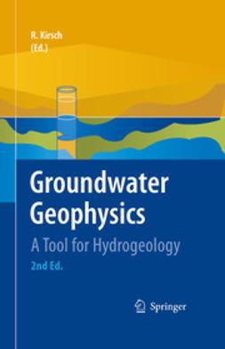 Kirsch, Reinhard - Groundwater Geophysics, e-bok