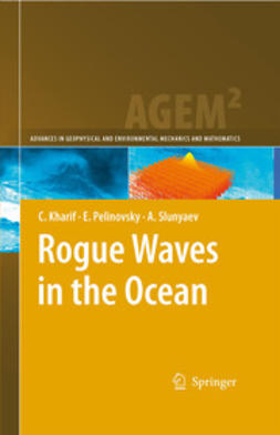 Kharif, Christian - Rogue Waves in the Ocean, ebook