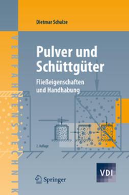 Schulze, Dietmar - Pulver und Schüttgüter, ebook