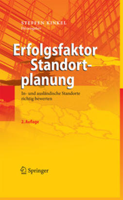 Kinkel, Steffen - Erfolgsfaktor Standortplanung, ebook