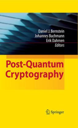 Bernstein, Daniel J. - Post-Quantum Cryptography, ebook