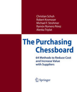 Kromoser, Robert - The Purchasing Chessboard, ebook