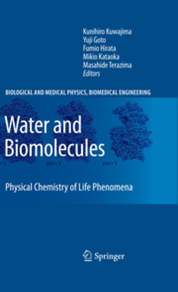 Goto, Yuji - Water and Biomolecules, ebook