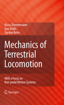 Behn, Carsten - Mechanics of Terrestrial Locomotion, ebook