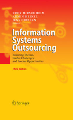 Hirschheim, Rudy - Information Systems Outsourcing, ebook