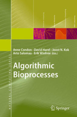 Condon, Anne - Algorithmic Bioprocesses, ebook
