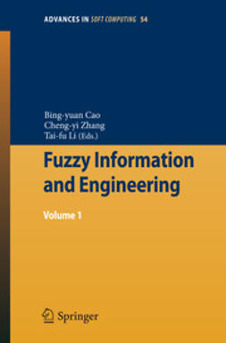 Cao, Bing-yuan - Fuzzy Information and Engineering, ebook