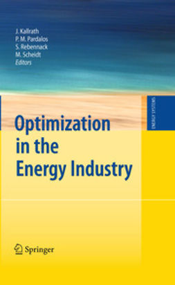 Kallrath, Josef - Optimization in the Energy Industry, ebook
