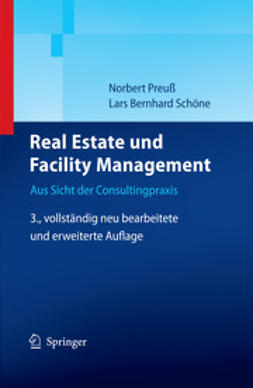 Preuß, Norbert - Real Estate und Facility Management, e-kirja