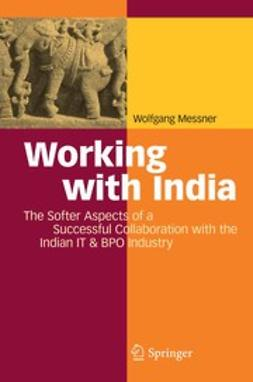 Messner, Wolfgang - Working with India, ebook
