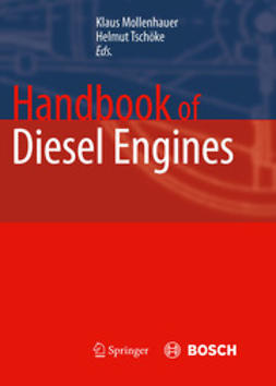 Mollenhauer, Klaus - Handbook of Diesel Engines, ebook