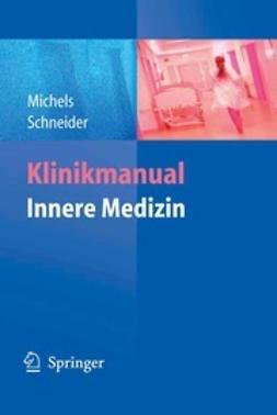 Michels, Guido - Klinikmanual Innere Medizin, ebook