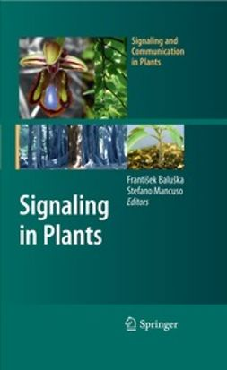 Balu¿ka, Franti¿ek - Signaling in Plants, ebook