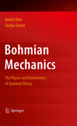 Teufel, Stefan - Bohmian Mechanics, ebook