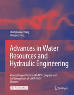 Zhang, Changkuan - Advances in Water Resources and Hydraulic Engineering, ebook