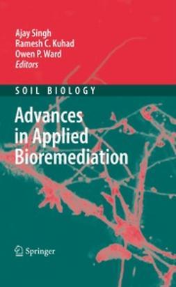 Singh, A. - Advances in Applied Bioremediation, e-kirja
