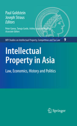 - Intellectual Property in Asia, ebook