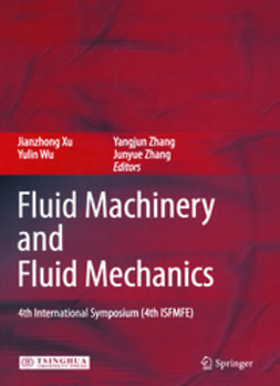 Xu, Jianzhong - Fluid Machinery and Fluid Mechanics, e-kirja