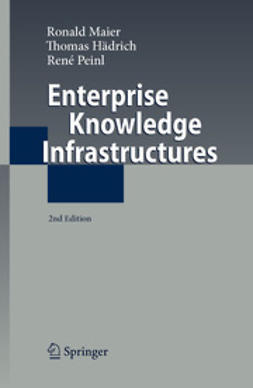 , René Peinl - Enterprise Knowledge Infrastructures, ebook