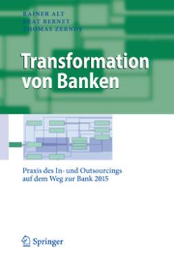 Alt, Rainer - Transformation von Banken, ebook
