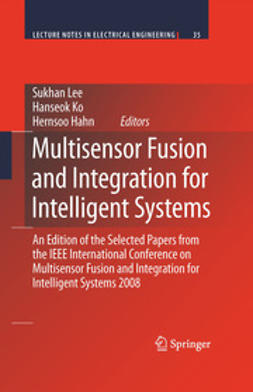 Hahn, Hernsoo - Multisensor Fusion and Integration for Intelligent Systems, ebook