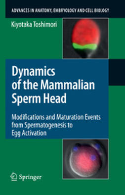 Toshimori, Kiyotaka - Dynamics of the Mammalian Sperm Head, ebook