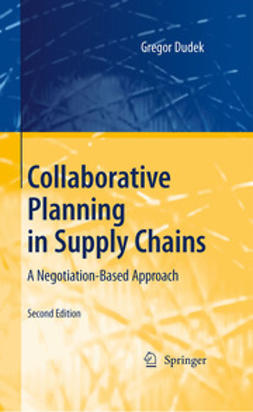 Dudek, Gregor - Collaborative Planning in Supply Chains, ebook
