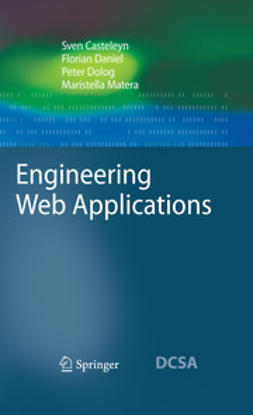 Casteleyn, Sven - Engineering Web Applications, ebook