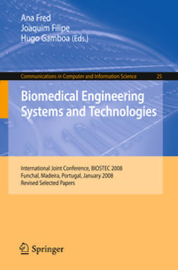 Fred, Ana - Biomedical Engineering Systems and Technologies, ebook