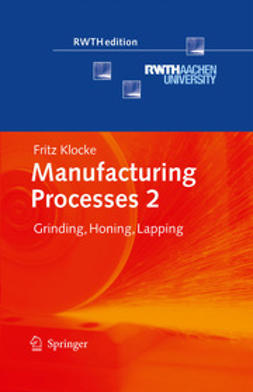 Klocke, Fritz - Manufacturing Processes 2, ebook